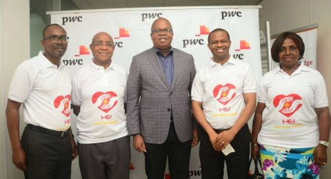 HEI Executive with PWC