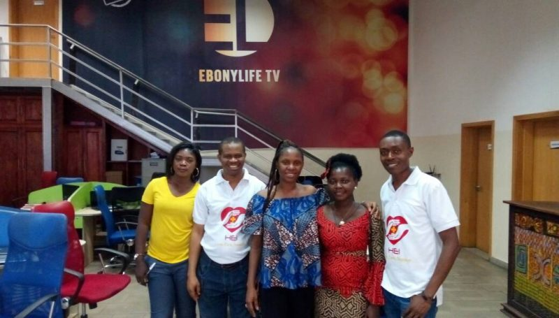 HEI Team on Ebonys TV Moments with MO