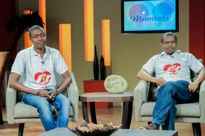 HEI been interview by Moment with MO (Ebonylife TV)