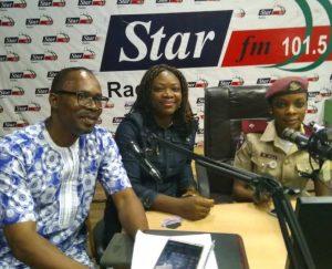 HEI on Star FM Image