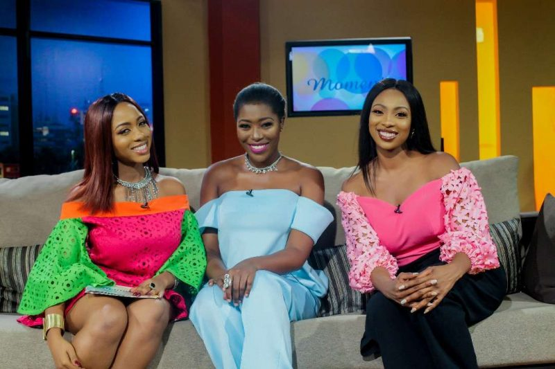 in partnership with Moment with MO (Ebonylife TV)