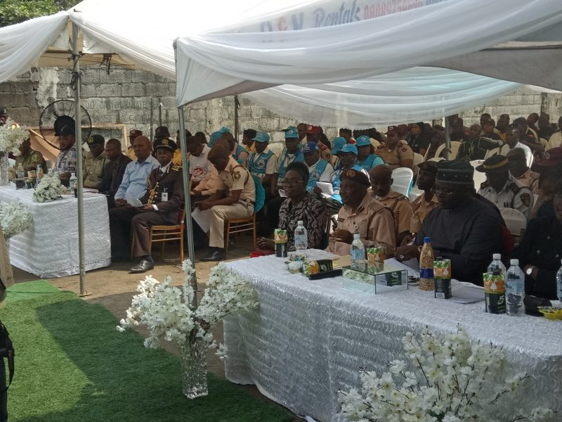 FRSC Ember Month Rally at CMS
