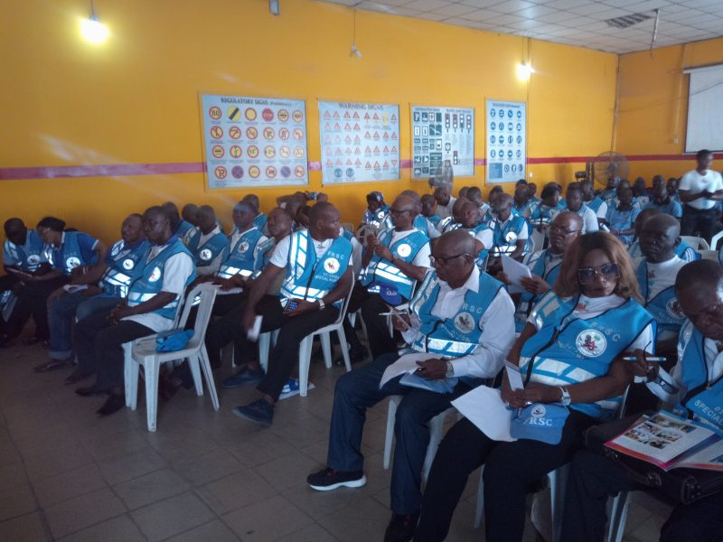 FRSC Special Marshal Program