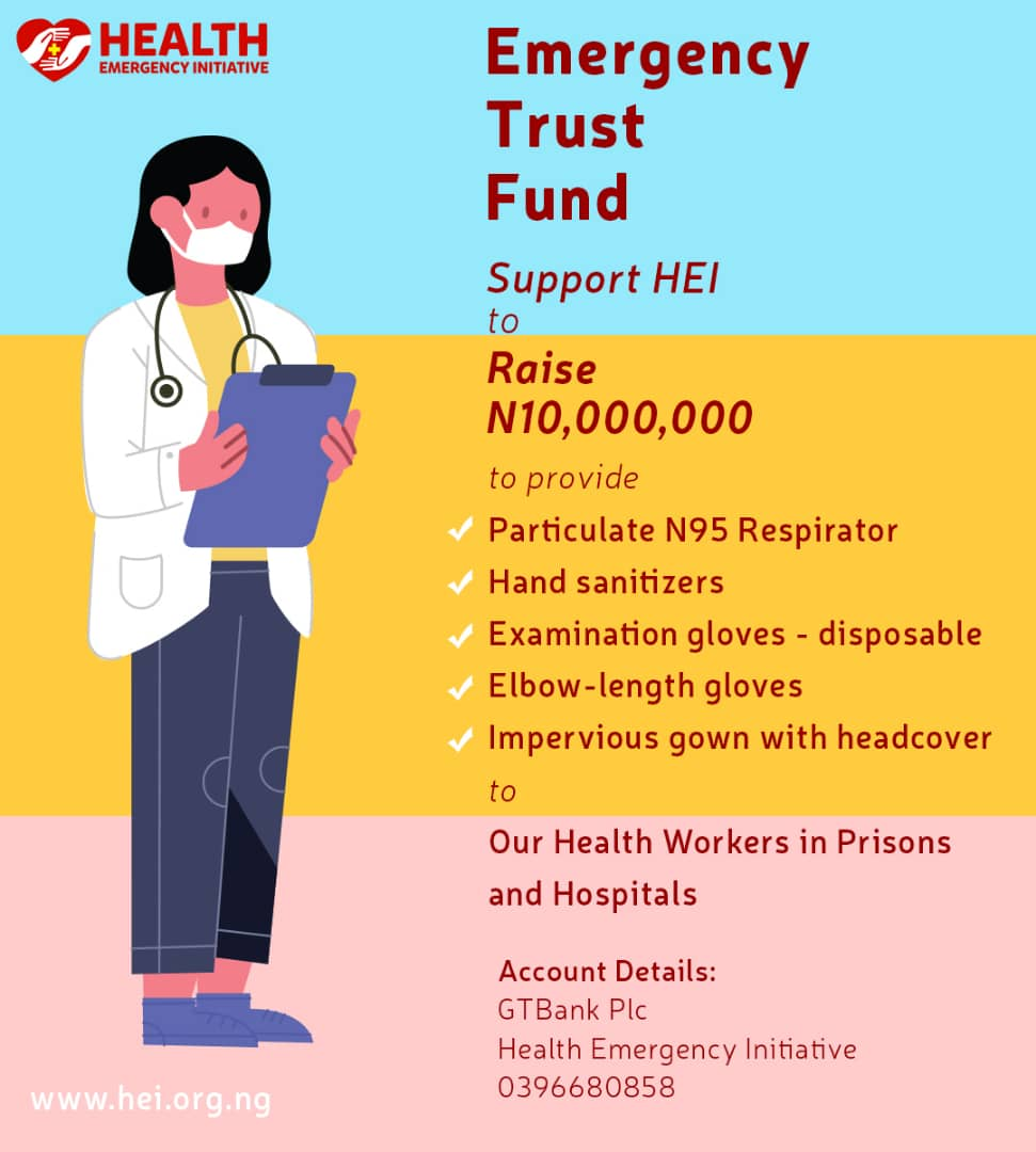 Emergency trust fund