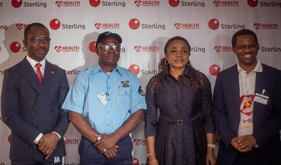 Sterling Bank partners with HEI