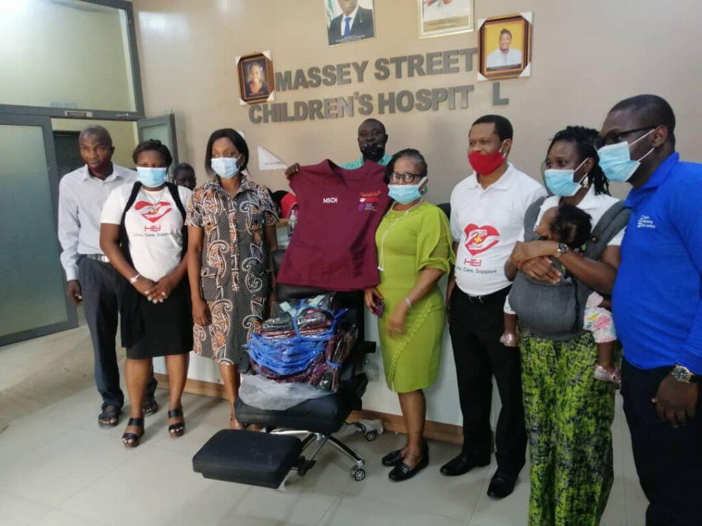 DMSI donation