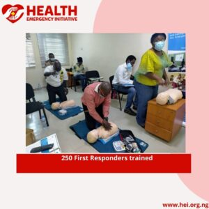 Cardiac arrest in Nigeria